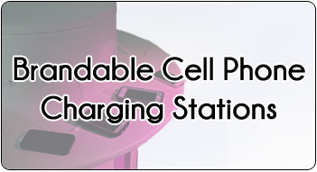 Brandable Cell Phone Charging Stations